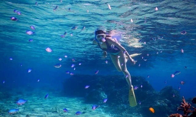 宮古島の海 イメージ画像