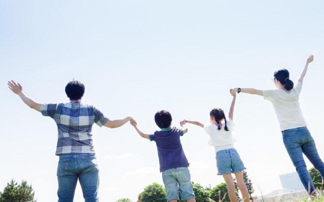 4人家族イメージ
