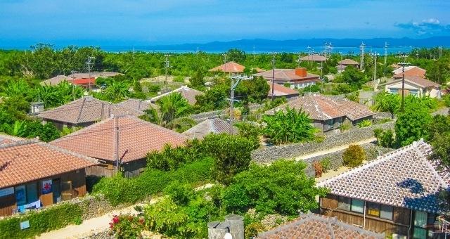 沖縄の古民家